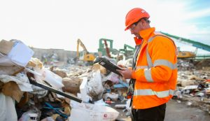 removal of any hazardous waste