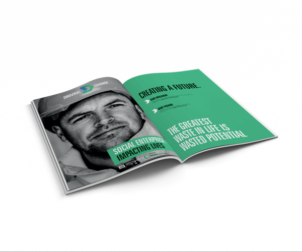 Driving Change Brochure