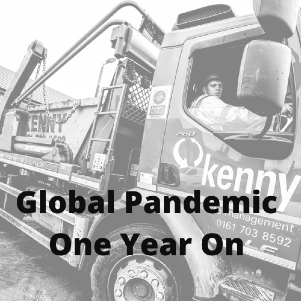 Global Pandemic – One Year On