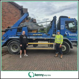 our commercial waste customers