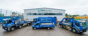 total waste management business