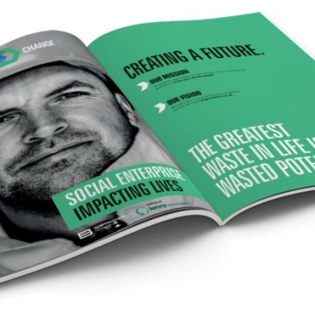 Driving Change – New Brochure Release