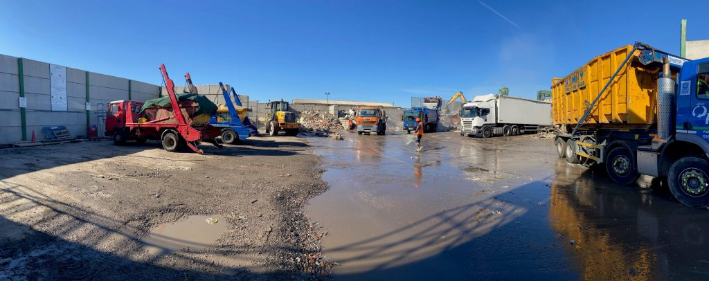 Kenny Waste Management Behind the Scenes #2: The Tipping Bay