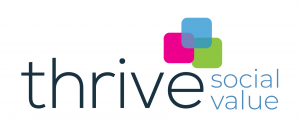 Displaying Thrive Social Value logo