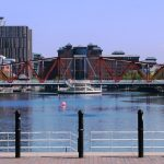Image featuring salford quays